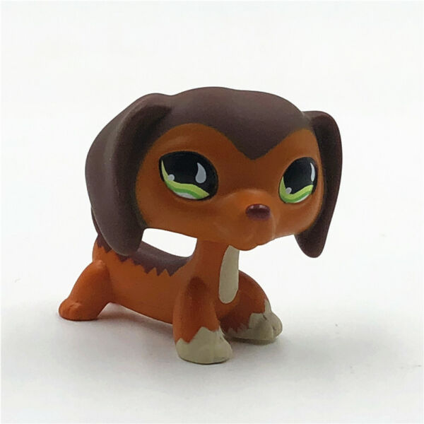 Littlest Pet Shop Dog Savannah Savvy 675 Dachshund Lps Toys US Fast Shipping
