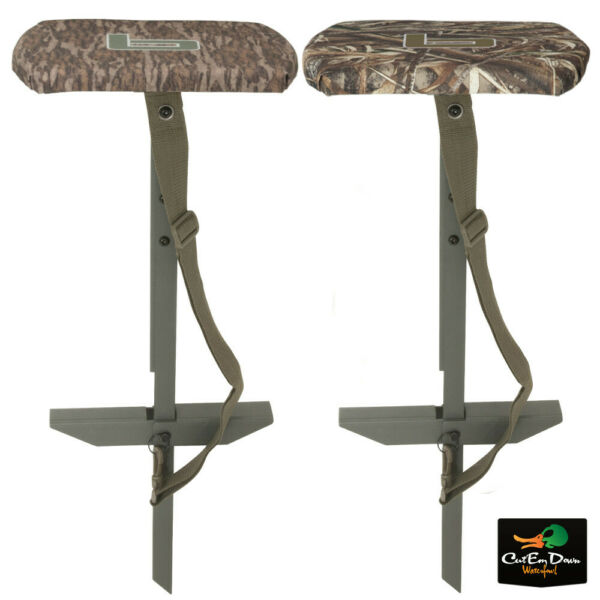 NEW BANDED GEAR A I SLOUGH STOOL MARSH SWAMP SEAT DUCK HUNTING CAMO AI