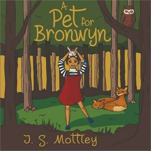 A Pet for Bronwyn Paperback or Softback $12.47