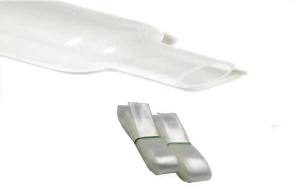 3:1 Ratio Dual Wall with Adhesive Heat Shrink sleeving 3 4quot; Clear 12FT Marine $14.59