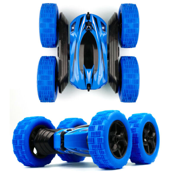 RC Stunt Car Remote Control Cars Rotate Double Sided Rock Crawler Truck Gift Kid
