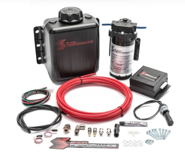 Water Methanol Kit Gas Stage II Boost Controled SNOW PERFORMANCE SNO 20010