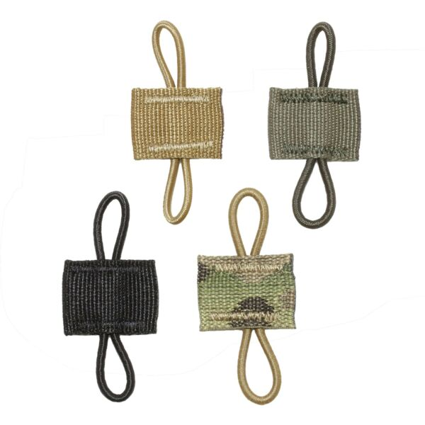 NEW Ferro Concepts PTT Retainer - MOLLE Webbing Accessory Bungee Tie-Down Point