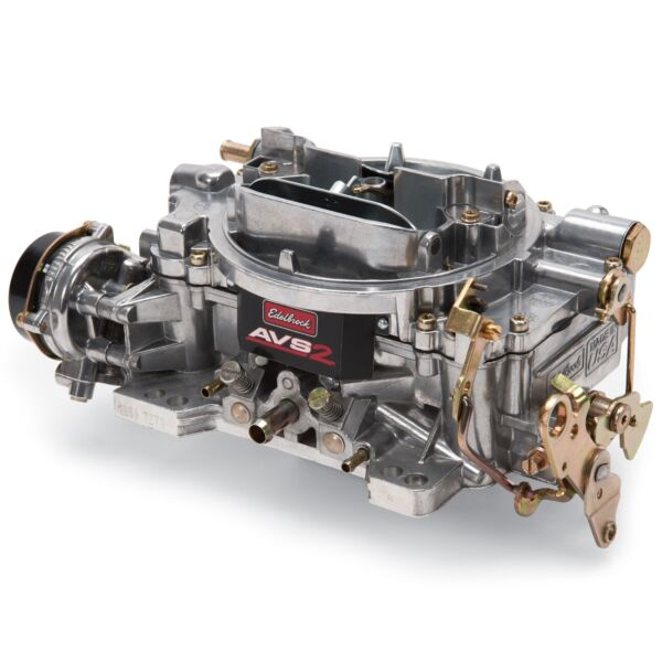 Edelbrock 19069 Factory Remanufactured AVS2 1906 Carburetor Electric Choke 650 c $335.95