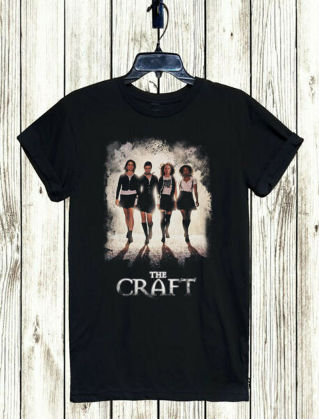 THE CRAFT MOVIE T SHIRT XS 5XL UNISEX FREE SHIPPING HORROR 1996 WITCH TEEN TOP $20.99