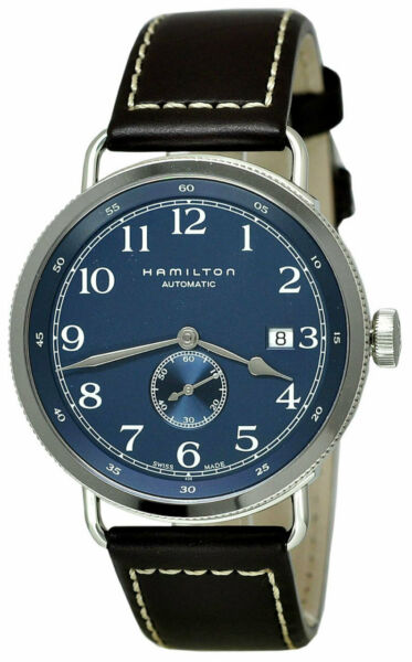 Hamilton Khaki Navy Pioneer Small Second Automatic Men's Watch H78455543