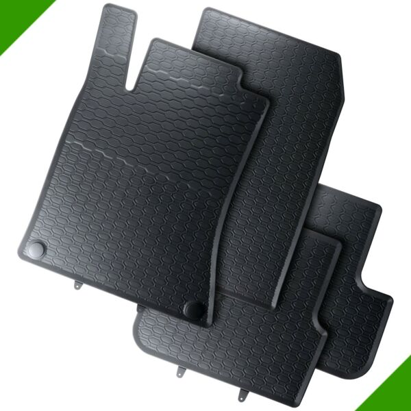 Mercedes B Class W242 W246 Premium Car Foot Mat Rubber Mat Black 4#