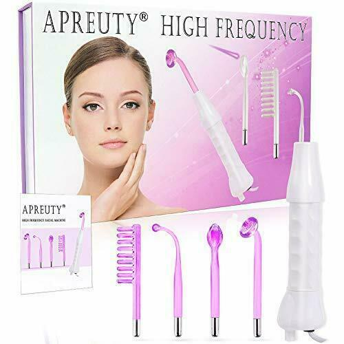 High Frequency Facial Machine APREUTY Portable Handheld Frequency...