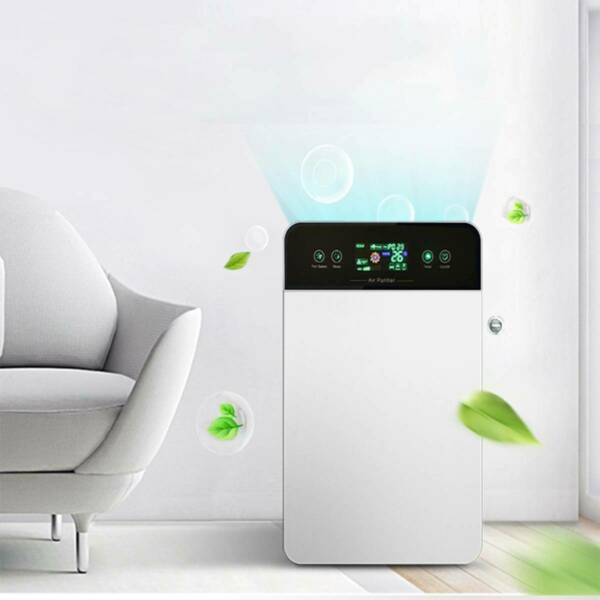 Air Purifier Cleaner HEPA Filter Particle Carbon Filter Remove Odor Dust Mold US