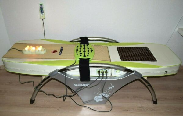 NUGA BEST NM 5000 GM THERAPEUTIC MASSAGE BED With 9 BALLS JADE PROJECTOR $3999.00