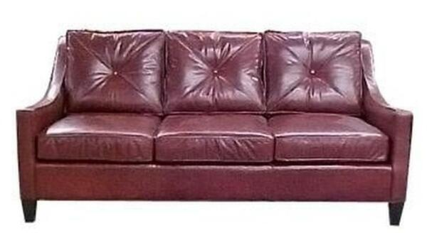 NEW SOFA SOFA REPRODUCTION REPRODUCTION WOOD LEATHER WOOD LEATHER REMOVAB $7449.00