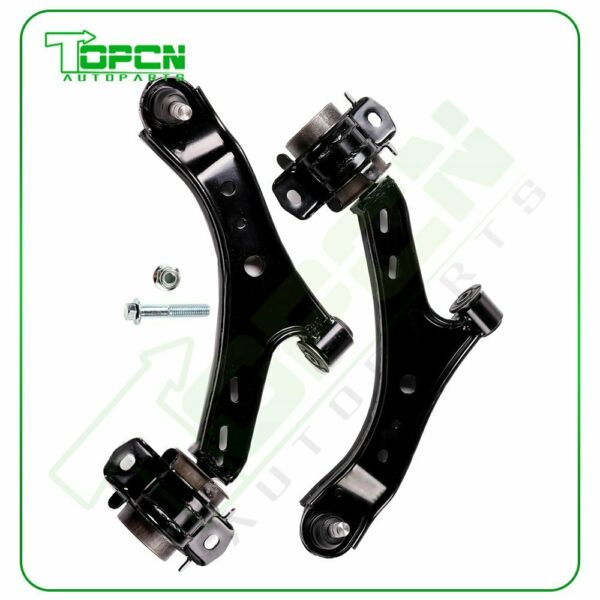 Fonr Driver & Passenger Lower Control Arms Kit For 2005-2009 Ford Mustang 2PCS