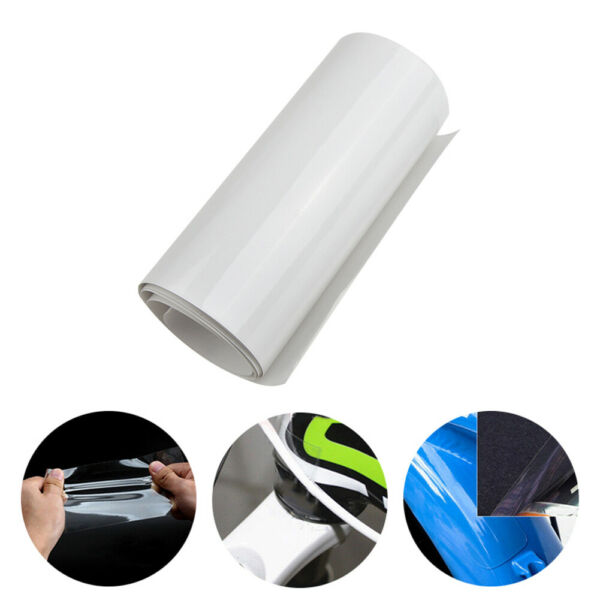 1M Clear Bike Protection Tape Film Helicopter Helitape MTB Bicycle Frame $5.48