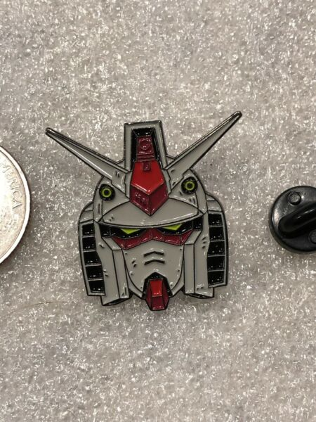 Gundam Lapel Pin Free Ship In USA