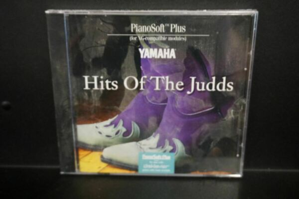 Yamaha Disklavier Piano Soft Plus Hits Of The Judds 3.5 inch floppy disk  $29.99
