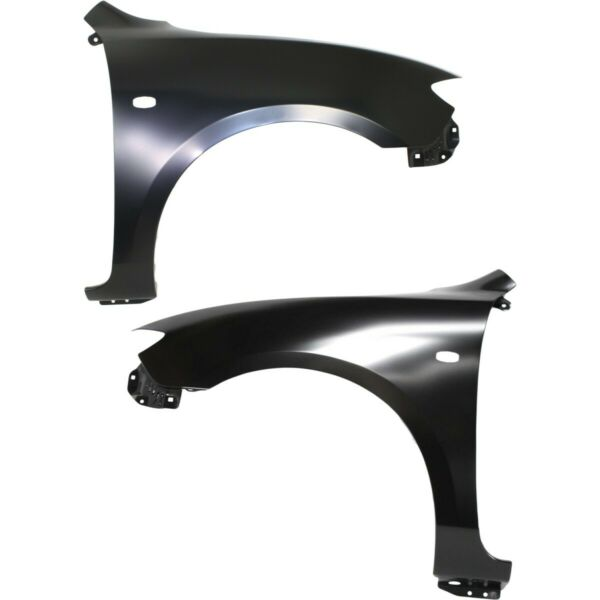 MA1240149 MA1241149 Set of 2 Fenders Front Left-and-Right Sedan LH