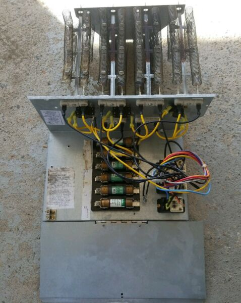 CARRIER 1Ph FUSED ELECTRIC HEATER OEM KFCEH2101F24#5 $300.00