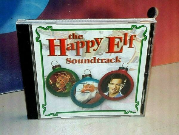 The Happy Elf Soundtrack CD 2005 Harry Connick Jr. Walmart Exclusive Used