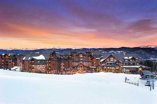 2 BEDROOM LOCKOFF, GRAND LODGE ON PEAK 7, SUMMER SEASON, TIMESHARE
