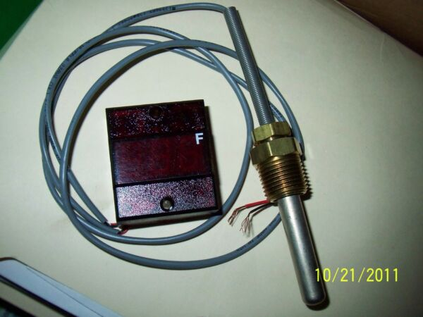 Central Boiler LED Temp Display Part #1497 New Replacement $69.95