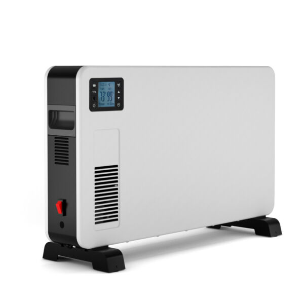 1500W Convector Heater wRemote Control  Freestanding & Wall Mounting Home Warm