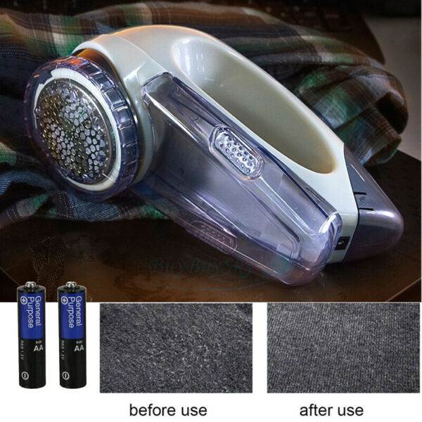 Electric Lint Remover Fabric Shaver Sweater Clothe Pill Portable Shaver Defuzzer