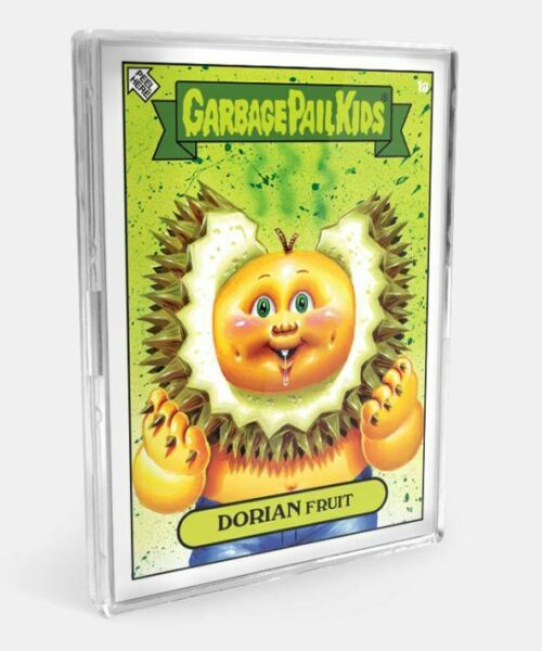 2019 Topps Garbage Pail Kids Scratch and Stink 20 On Demand Base Card Set