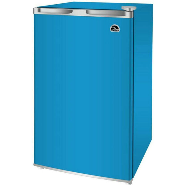 Igloo/RCA FR320I 3.2 CU Ft Compact Fridge Blue
