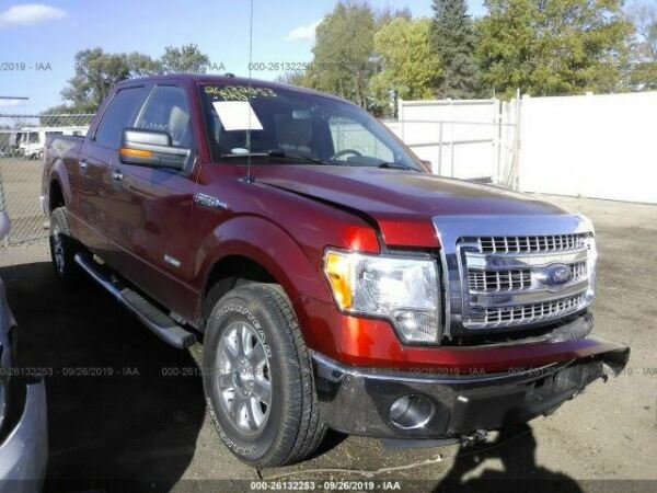 Chassis ECM Transfer Case Under Heater Box Fits 12 14 FORD F150 PICKUP 3033332 $65.00