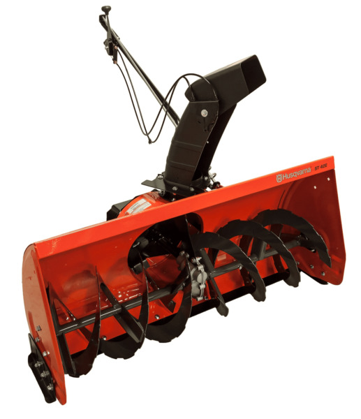 Husqvarna 42-inch 2-Stage Snow Blower Attachment with Electric Lift - 587293701