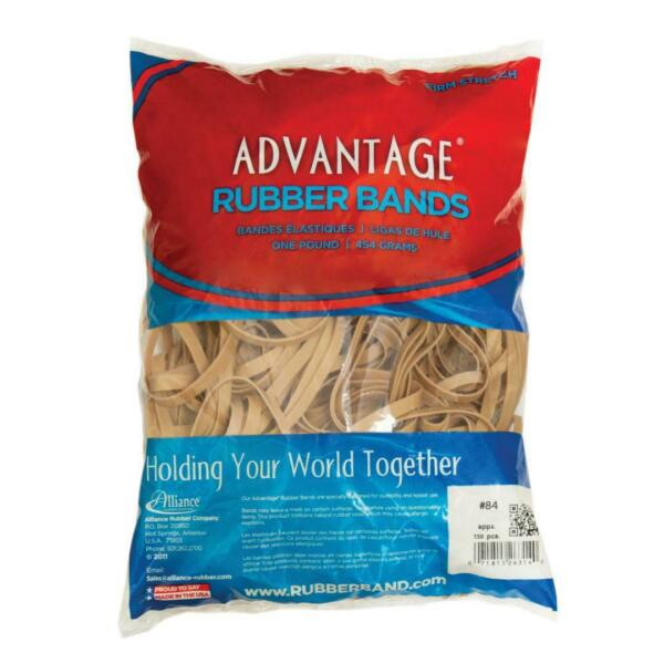 Rubber Bands Large Size #84 (3-12