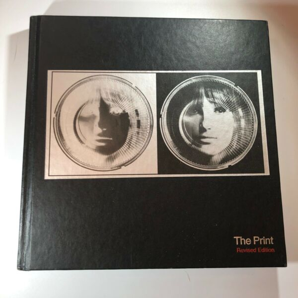 The Print Life Library of Photography Time Life 1981 Hardcover No Dust Jacket