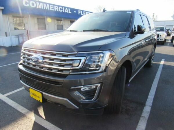 2020 Ford Expedition Max Limited 2020 Ford Expedition Max Limited 43 Miles Magnetic Metallic Sport Utility Twin T