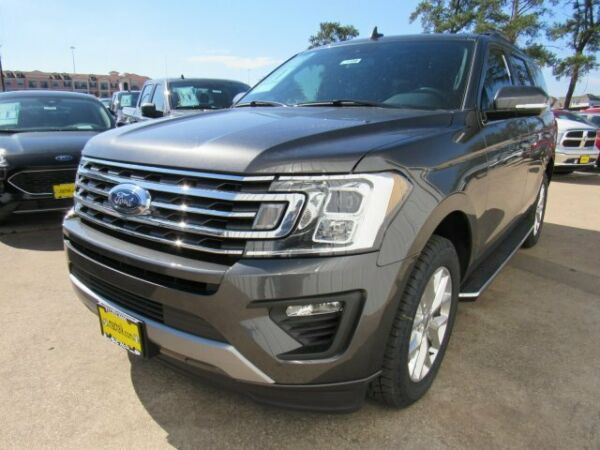 2020 Ford Expedition XLT 2020 Ford Expedition XLT 5 Miles Magnetic Metallic Sport Utility Twin Turbo Prem