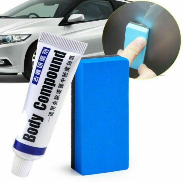Grinding Car Body Compound Paste Scratch Repair Kit Paint Auto Polishing Set
