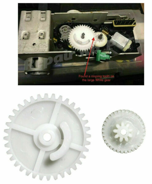 For Ford Transit Connect VW Caddy Central Door Lock Actuator Repair Gear 2000 13 $11.99