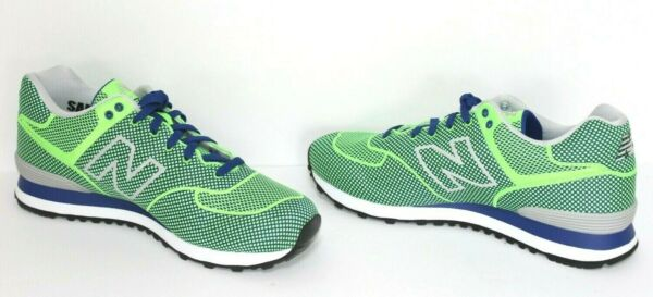 New Balance Classics Traditionnels ML574GB Men 9.5 Green Sneakers Running Shoes
