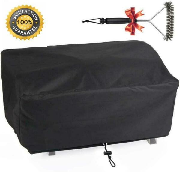 Tabletop Cuisinart Grill Cover CGG 306 amp; Pit Boss 75275 2 Burner Protector *NEW*