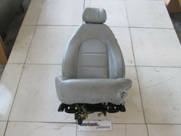 GJE4300AA Seat Front Left Electric Mens Restore Jaguar XK8 4.2 B A