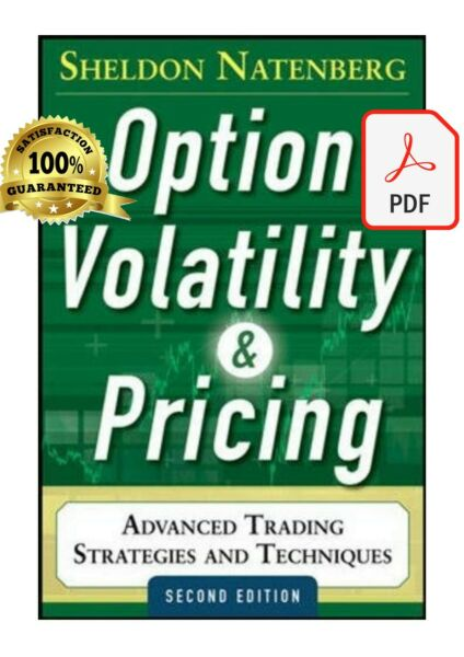 (𝒫.D.F) Option Volatility and Pricing Advanced Trading Strategies and Technique