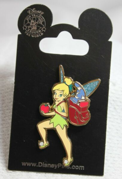 WDI Tinker Bell Back To School Limited Edition 500 Disney Pin 49021 $36.95