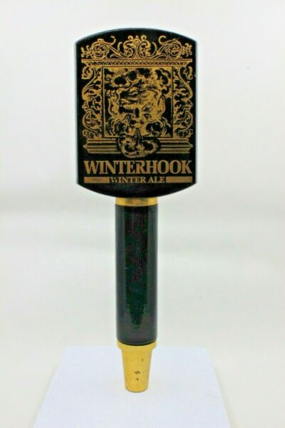 Vintage Beer Tap Handle Winterhook