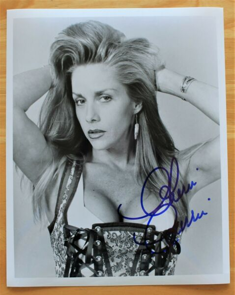 Cherie Currie Sexy Fan Favorite Signed Photo Runaways Cherie Official Ebay Store