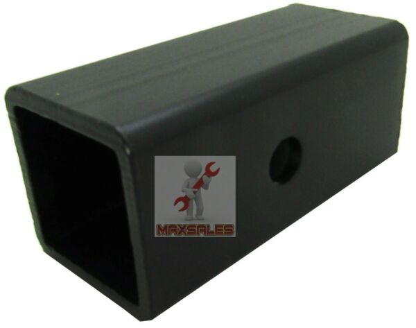 New 2.5quot; to 2quot; Hitch Receiver Adapter Converter Reducer Trucks RV Trailers $18.99