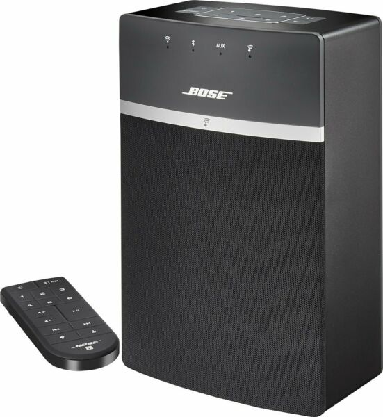 Bose SoundTouch 10 Wireless Speaker - Black - FREE & FAST SHIPPING - Brand New
