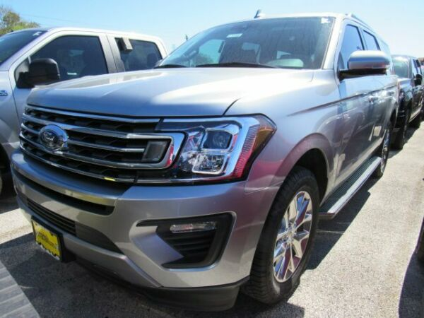 2020 Ford Expedition XLT 2020 Ford Expedition XLT 5 Miles Iconic Silver Metallic Sport Utility Twin Turbo