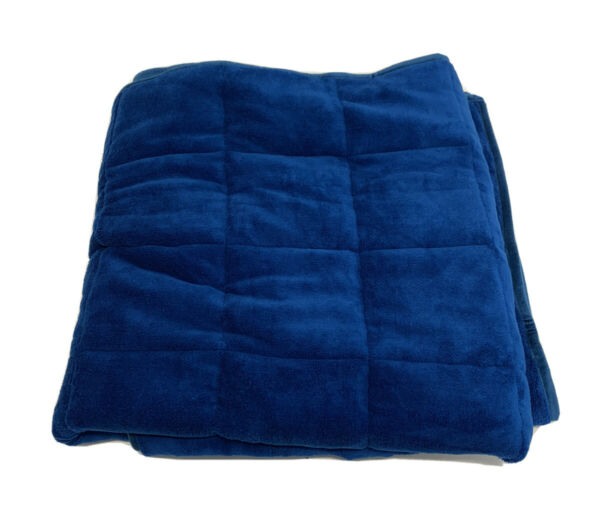 Franco Sleep Therapy Super Soft Adult Weighted Blanket 40