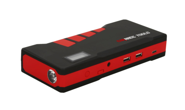 Portable 12V Auto Battery Jump Starter amp; Electronics Charger Power Bank $65.00