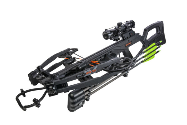Bear Archery Bear X Intense CD 400 FPS Crossbow Package AC02A2A1185