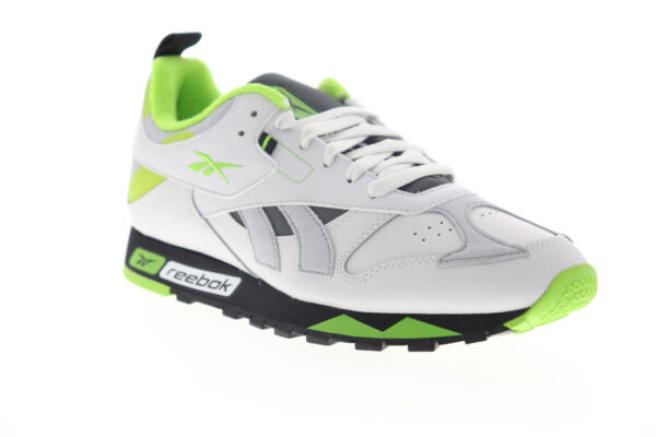 Reebok Classic Leather RC 1.0 FW2556 Mens White Low Top Sneakers Shoes